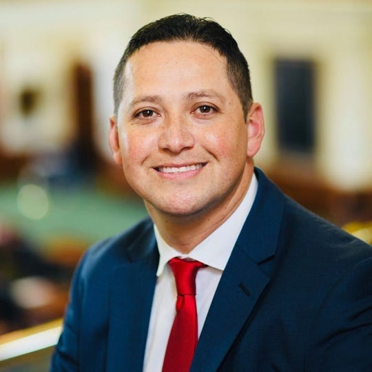 Tony Gonzales is a Republican candidate for Texas' 23rd Congressional District.