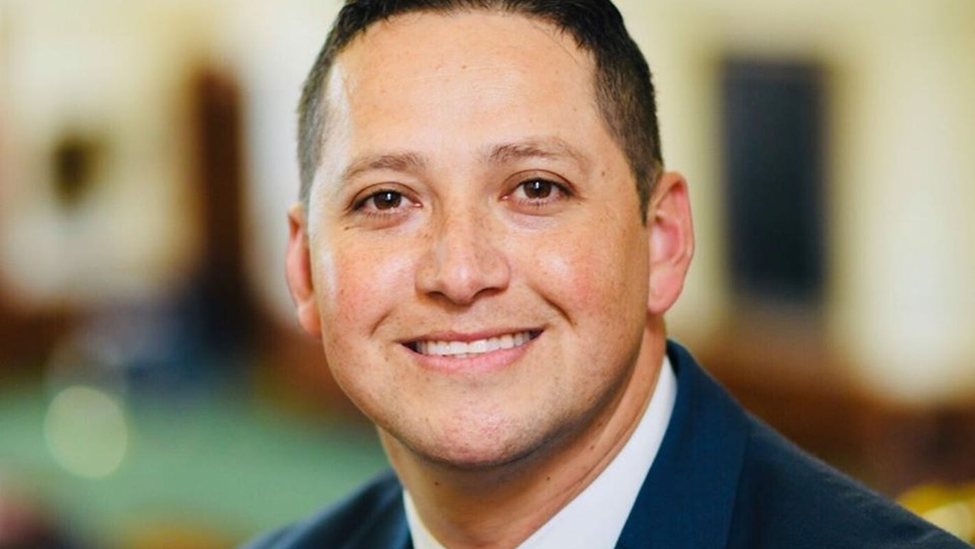 Tony Gonzales wins GOP runoff battle to replace US Rep. Will Hurd after recount called off