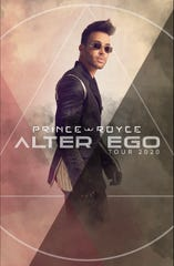 Bronx bachata singer Prince Royce will perform in El Paso next year.