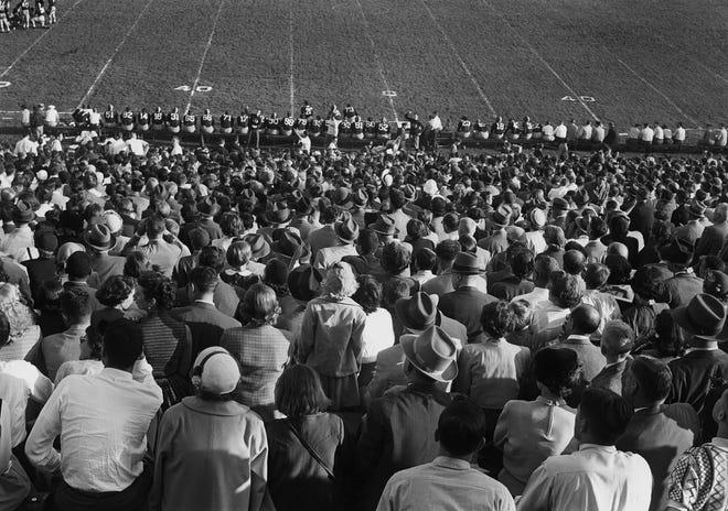 50+ years later, University of Delaware fans feel school spirit stronger than ever.