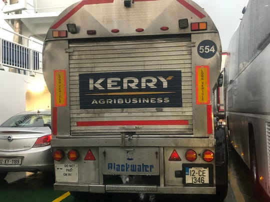 Kerry Cooperative helps dairy farmers in Ireland by ensuring a stable market.