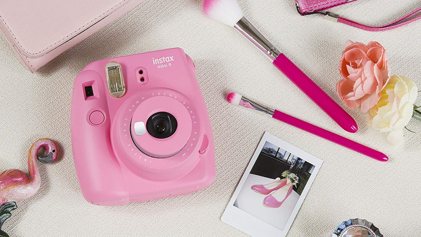 Instax Mini 9: Get this wildly popular instant camera on sale at QVC