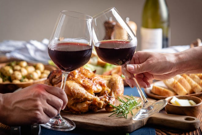 Here's a look at some wines to pair with Thanksgiving dinner.