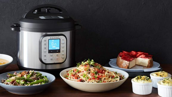 Get the latest Instant Pot for its lowest price.