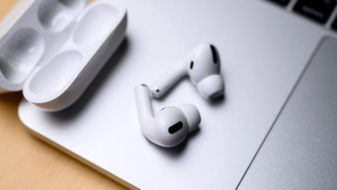 The just-released AirPods Pro are already on sale.