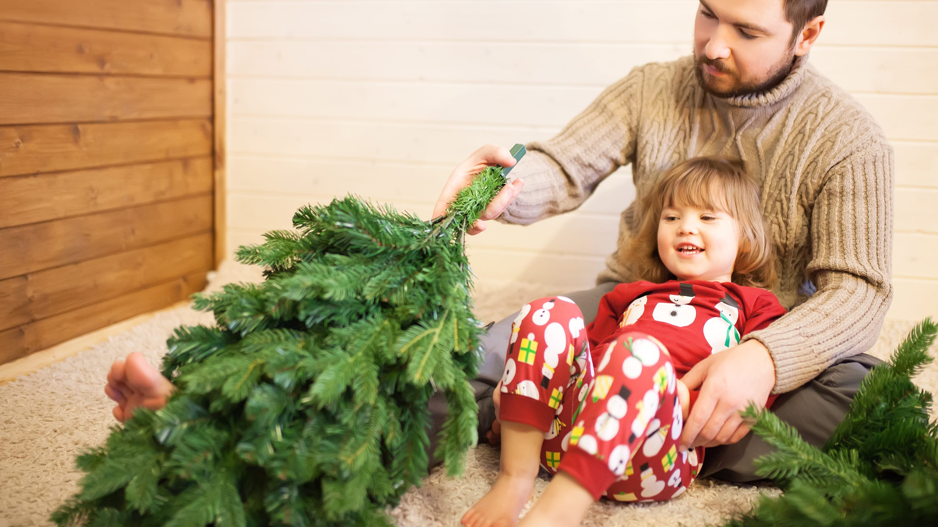 top rated artificial christmas trees