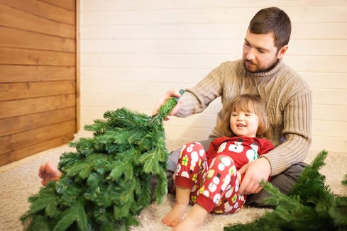 10 top-rated artificial Christmas trees you can buy on Amazon