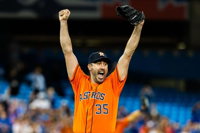 In 2019, Verlander won 20 games for the second time in his career.