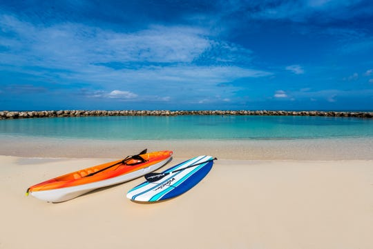 Active guests will be glad to know cycling, kayaking and snorkeling are all free at Margaritaville.