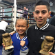Karma Farber, 10, and Christopher Rodriguez, 13, of Palm Bay ROUND13 Boxing, both won bouts at the PAL State Championships on Nov. 3 in Palatka.