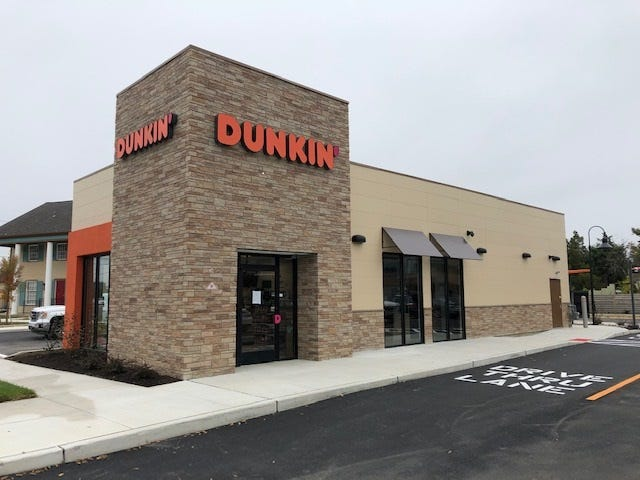 South Jersey's newest Dunkin' is about to open its doors on Route 70 west on Saturday in Cherry Hill.