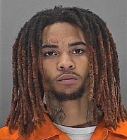 Zahire Williams of Burlington City is accused of killing 20-year-old Kion Edwards in a drive-by shooting.