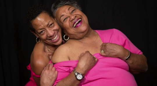Portraits belonging to The Grace Project, a nonprofit that is designed to promote body positivity, were likely stolen in a package theft.