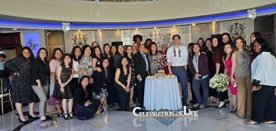 Hackensack Meridian Health Raritan Bay Medical Center team members.