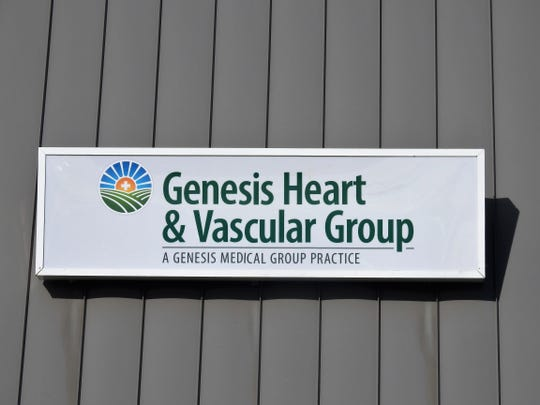 Genesis Heart and Vascular Group of Coshocton Sign