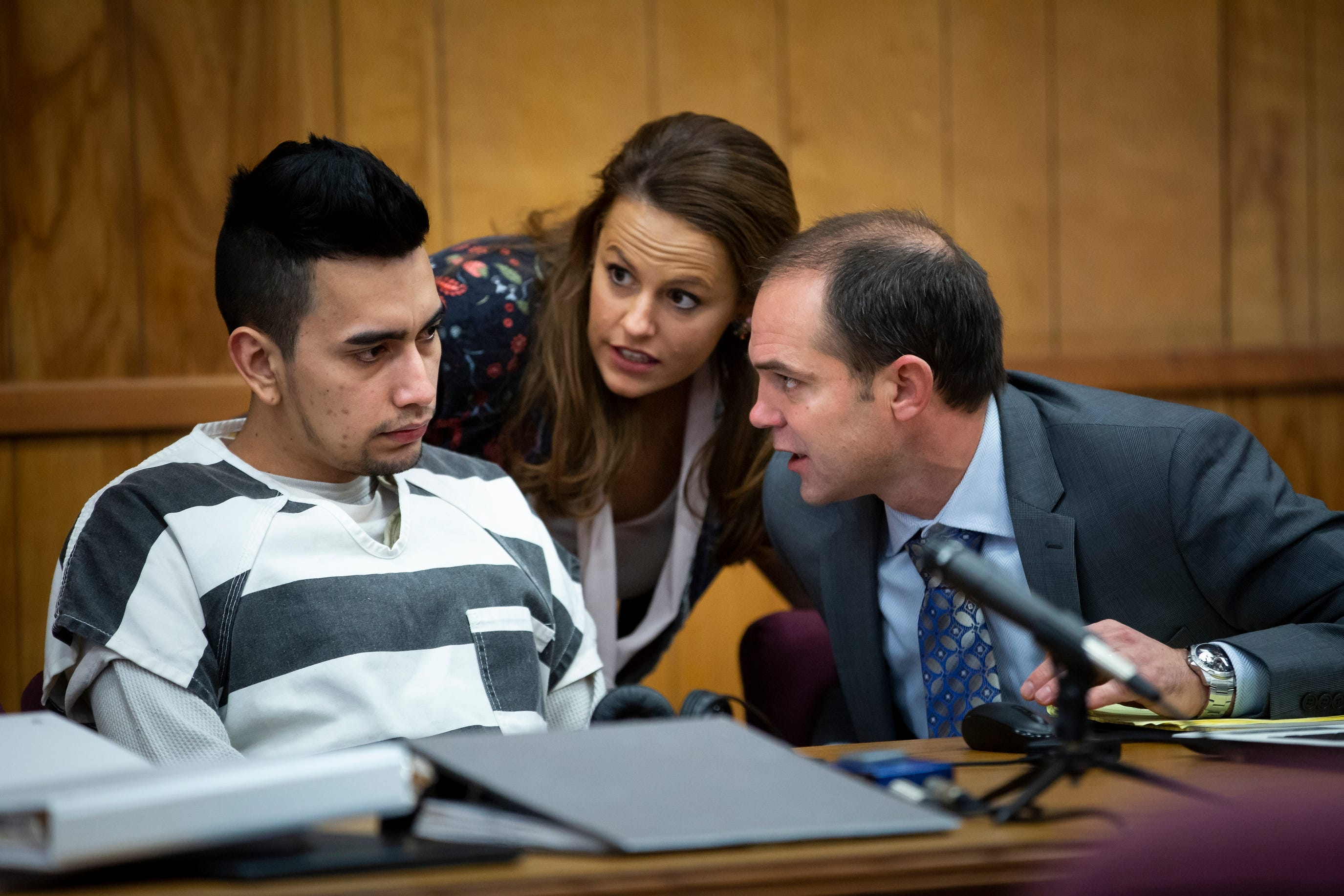 You don t want to try this case twice : The trial of Cristhian Bahena Rivera, accused of killing Mollie Tibbetts, to begin