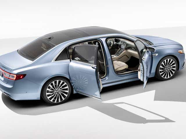 Lincoln Mkz Continental Are Doomed But New Sedan Could Help Brand