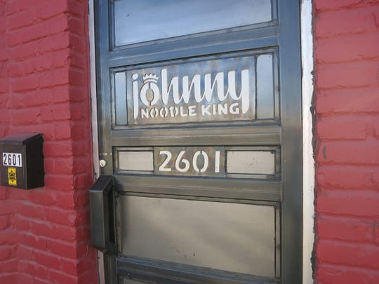 Johnny Noodle King is at 2601 W. Fort Street in Detroit.