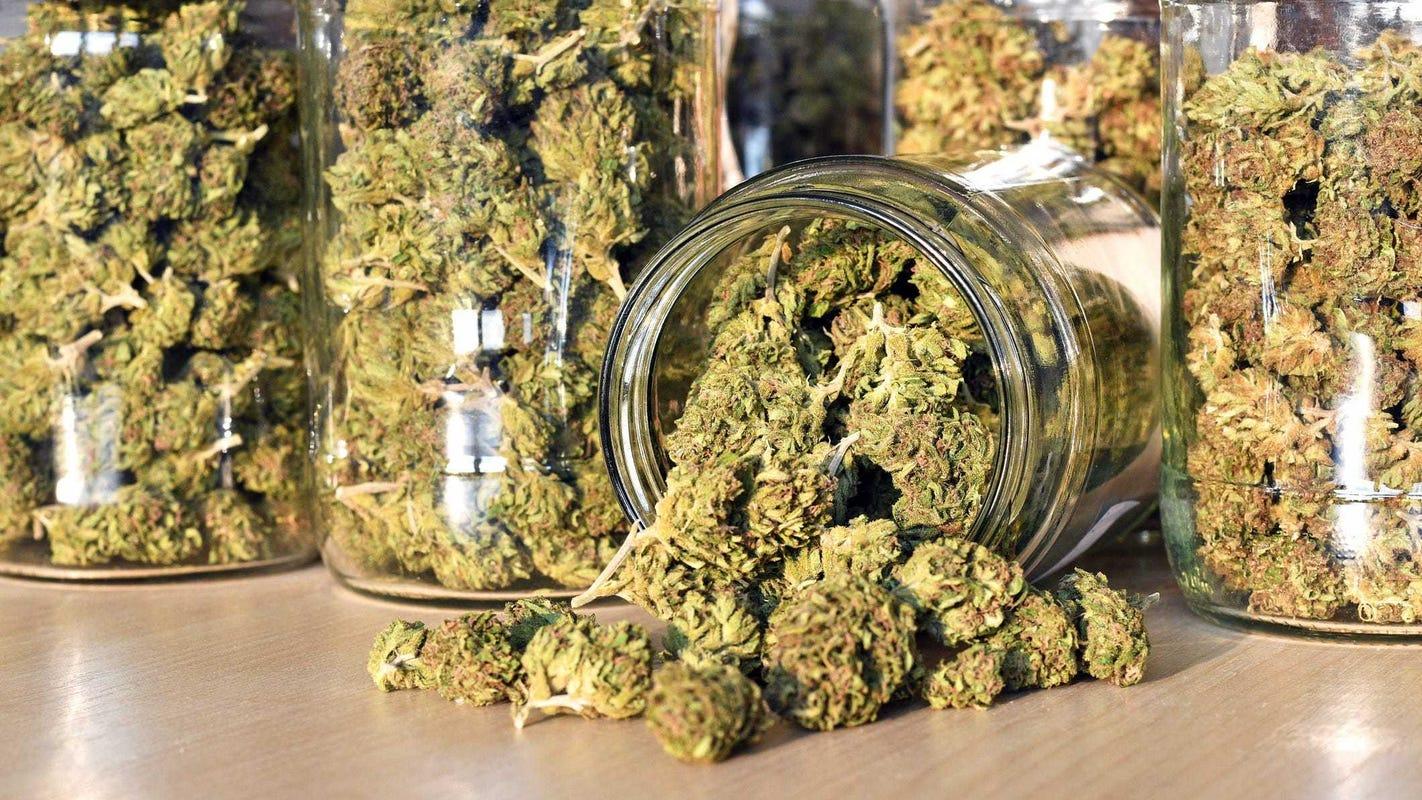 El primer día de venta legal de marihuana, solo la encontrará en una ciudad de Michigan thumbnail