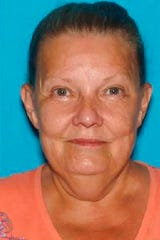 This undated photo provided by the Joplin, Mo., Police Department, shows Barbara Watters.