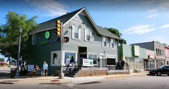 The Greenhouse, located at 103 E. Walled Lake Dr. in Walled Lake, is giving away 200 Popeyes chicken sandwiches Friday.