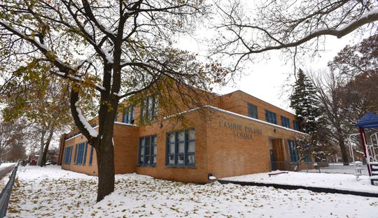 Casimir Pulaski Elementary School would be closed and its students and staff would relocate to the Adult Education East Building, under a new proposal. The vacated Pulaski building would be used as an early learning center.