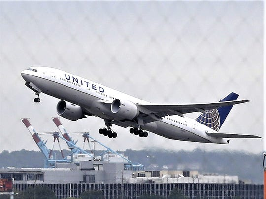 United Airlines is pulling out of the Elmira Corning Regional Airport for a second time.