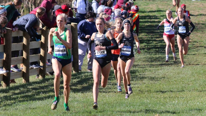 FSU women's cross country had three runners finish in the top-10 at the ACC Championship.