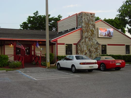 The Cape Coral Rib City location on Leonard Street is pictured in 2003.