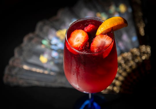 The Sangria from Abanico