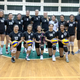Guam Pro beat Breakthrough to win the championship of the Trident Women's Volleyball League.