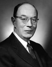 Federal Judge Henry J. Friendly in June 1960.