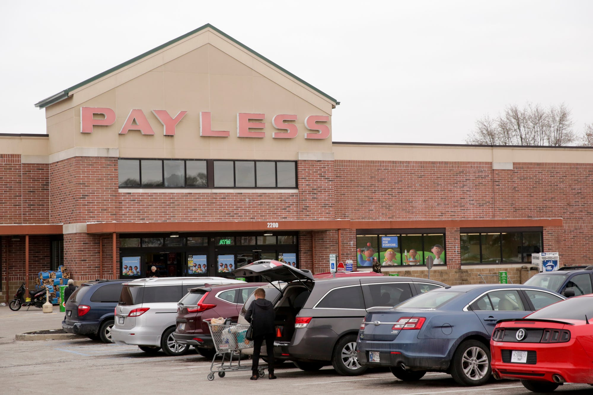 Lafayette grocery stores
