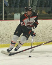 Will Jentz was Brighton's leading scorer last season with 10 goals and 19 assists.