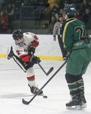 Sebastian Smith led Pinckney in scoring with 36 goals and 20 assists last season.