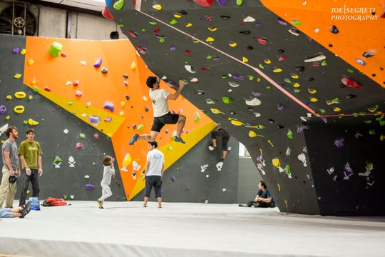 A gift certificate to Climb NuLu in Louisville is the perfect holiday gift for your teen.