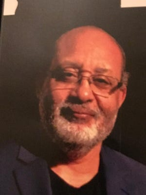Ike Brown Sr., of Jacksonville, adopted the man who killed his son. He is scheduled to speak in Mansfield on Wednesday.