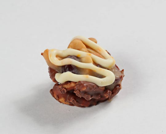 Wisconsin Haystacks are a no-bake blend of many flavors and textures.