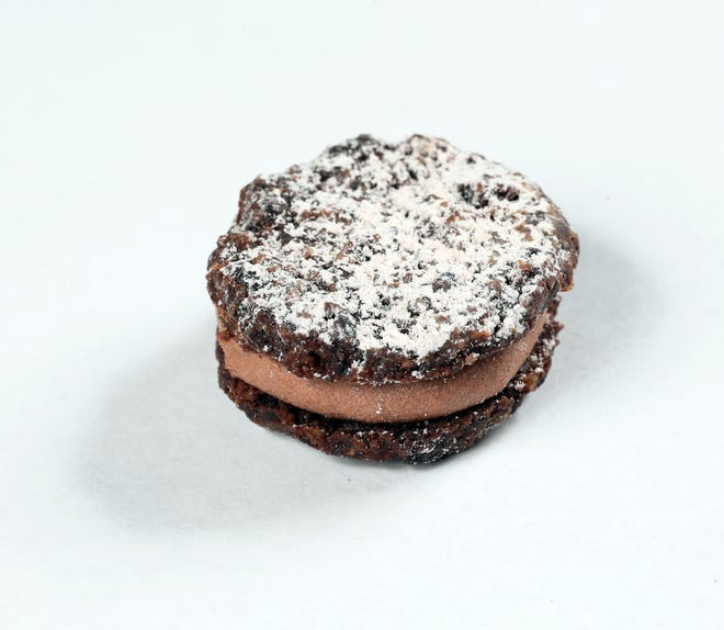 Cocoa Cinnamon Sandwich Cookies offer a double dose of chocolate in a gluten-free package.
