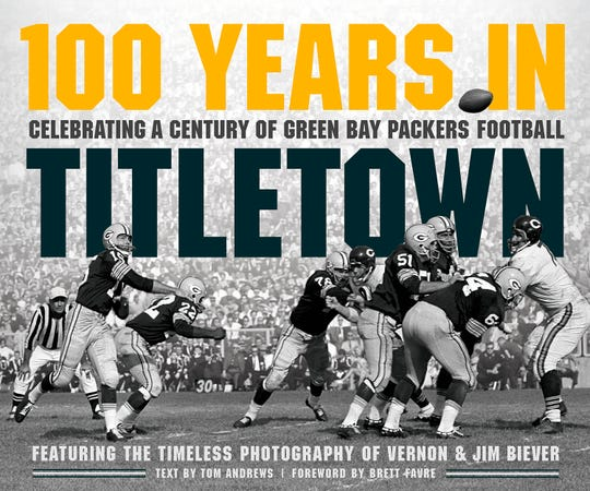 100 Years in Titletown looks back at the Packers photography of Vernon and Jim Biever, dating back to the 1940s.