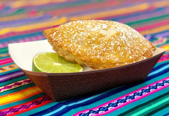 Triciclo Peru will specialize in empanadas, flaky Peruvian pastries with a variety of fillings, but it will also have Peruvian-style snacks and appetizers and a brief weekend brunch menu.