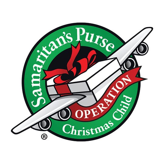 Operation Christmas Child shoeboxes can be dropped off at Fairview First Baptist  Nov. 18-25.