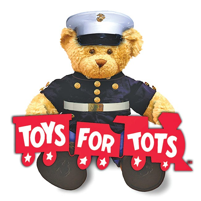 The Brentwood Fire and Rescue Department is collecting new and unwrapped toys for the Toys for Tots program through Dec. 16.