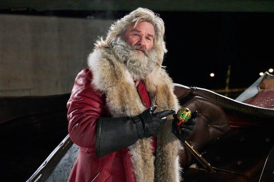 "Kurt Russell stars in the 2018 Netflix Original ""The Christmas Chronicles."""