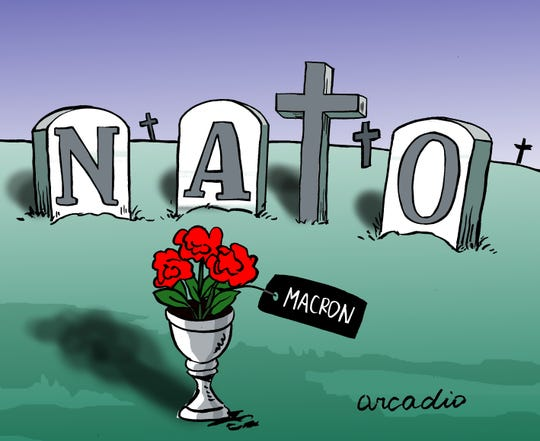 Is NATO dead?