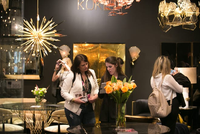 Staged twice a year, High Point Market brings together interior designers, home furnishings professionals and  manufacturers to learn about, showcase and promote the latest trends and products in the home decorating industry.