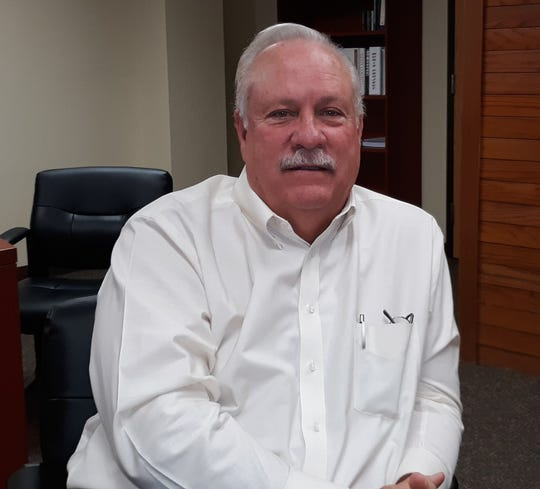 Artesia native Jerry Fanning is Eddy County's new public and government affairs director.