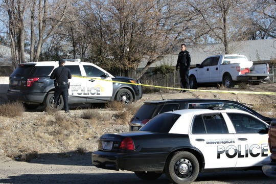 Farmington police have identified the man found dead on Nov. 14 across the street from a hospital as Marvin Nez-Begay, 56, of Bloomfield. They don't suspect foul play in his death.