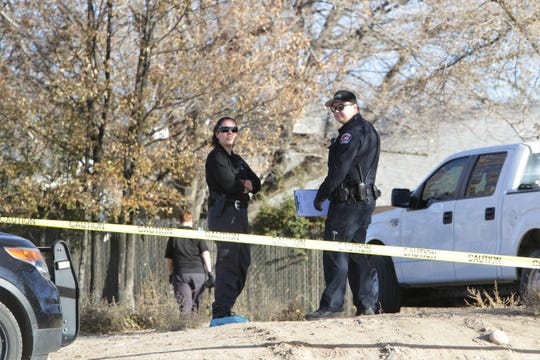 Police released no specific details about the discovery of a dead body Nov. 14, 2019 across the street from the San Juan Regional Medical Center.