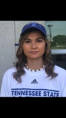Karli Mae Manney will play softball at Tennessee State